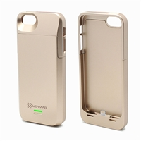 Lenmar Meridian Battery Powered Case for iPhone 5/5s - Gold