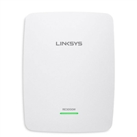 LinkSys N300 Single Band 2.4 GHz Wi-Fi Wireless Range Extender