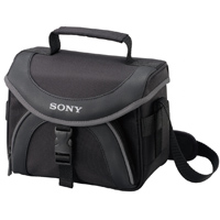 Sony Sony Handycam Camcorder Soft Carrying Case - Black