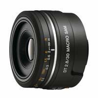 Sony 30mm f/2.8 Macro Lens