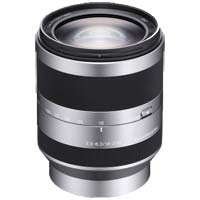 Sony Alpha NEX E-Mount 18-200mm f/3.5-6.3 Zoom Lens