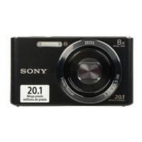 Sony Cyber-shot DSCW830/B 20.1 Megapixel Digital Camera - Black