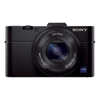 Sony Cyber-shot DSC-RX100 II 20.2 Megapixel Digital Camera - Black