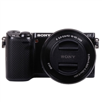 Sony Alpha NEX-5T 16.1 Megapixel Digital SLR Camera - Black