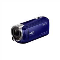 Sony HDR-CX240/L Full HD 1080p Handycam Digital Camcorder - Blue