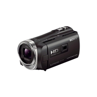 Sony HDRPJ340/B Full HD 1080p Handycam Digital Camcorder with Built-in Projector - Black