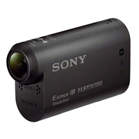 Sony HDR-AS30V Full HD 1080p Action Cam with Wi-Fi - Black