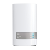 WD My Cloud Mirror 10TB NAS External Desktop Hard Drive