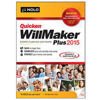 Nolo.com Quicken WillMaker Plus 2015