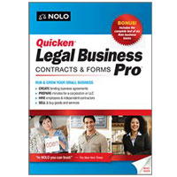 Nolo.com Quicken Legal Business Pro