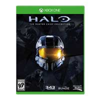 Microsoft Halo, the master chief collection (Xbox One)