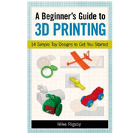 Independent Publisher's Group BEG GDT 3D PRINTING