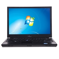 "Dell Latitude E4300 Windows 7 Professional 13.3"" Laptop Computer Refurbished - Black"