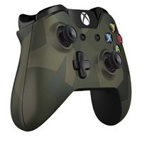 Microsoft Press Xbox One Special Edition Armed Forces Wireless Controller