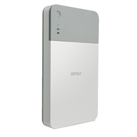 BUFFALO MiniStation Air 1TB Wireless Mobile Storage HDW-PD1.0U3