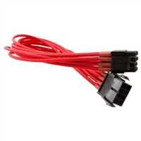 Eagle Technologies 8PIN 4+4EPS CABLE12IN RED