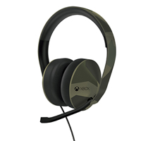 Microsoft Press Xbox One Branded Stereo Headset