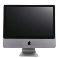 "Apple iMac 20"" MB417LL/A All-in-One Desktop Computer Pre-Owned"