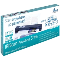 I.R.I.S IRIScan Anywhere 3 Wifi