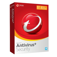Trend Micro Antivirus + Security 1 Device 1 Year (PC)