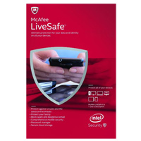 McAfee LiveSafe 2015 (PC/Mac)