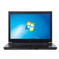 "Dell Latitude E6410 14"" Windows 7 Professional Laptop Computer Refurbished - Gray"