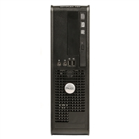 Dell Optiplex 760 Windows 7 Professional Desktop Computer Refurbished