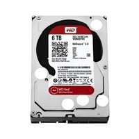 "WD Red 6TB Intellipower SATA III 6Gb/s 3.5"" Internal NAS Hard Drive WD60EFRX"