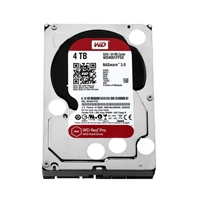 "WD Red Pro 4TB 7,200 RPM SATA III 6Gb/s 3.5"" Internal NAS Hard Drive WD4001FFSX"