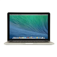 "Apple MacBook Pro with Retina Display MGX72LL/A 13.3"" Laptop Computer - Silver"