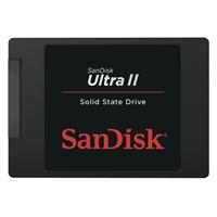 SanDisk Ultra II 120GB SATA III 6Gb/s Internal Solid State Drive SDSSDHII-120G-G25