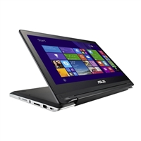 "ASUS Transformer Book Flip TP500LA-EB31T 15.6"" Laptop Computer - Black"