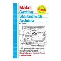 O'Reilly Maker Shed GETTING STARTED ARDUINO