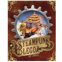 No Starch Press Steampunk LEGO