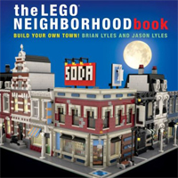 No Starch Press LEGO NEIGHBORHOOD BOOK