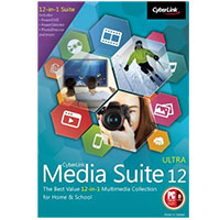 Cyberlink Media Suite 12 - Ultra