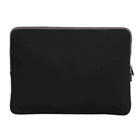 "Inland Neoprene Laptop Sleeve for Laptops up to 15.6"" - Black"