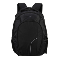 "Inland 15.6"" Notebook Backpack - Black"