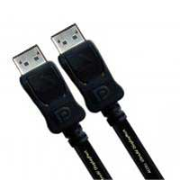 Accell 6.6 feet UltraAV Display Port 1.2 to Display Port 1.2 Cable