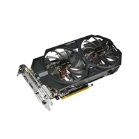 Gigabyte GeForce GTX 760 Overclocked 2GB 256-Bit PCI Express 3.0 Video Card