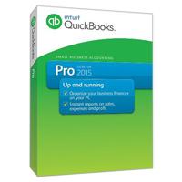 Intuit QuickBooks Pro 2015
