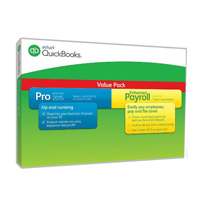 Intuit QuickBooks Pro with Enhanced Payroll 2015