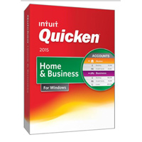 Intuit Quicken Home & Business 2015