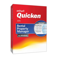 Intuit Quicken Rental Property Manager 2015
