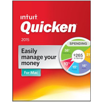 Intuit Quicken for Mac 2015