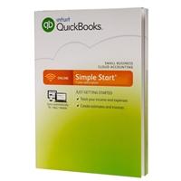 Intuit QuickBooks Online Simple Start 2015