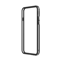 WinBook Hybrid Bumper for iPhone 6 - Black