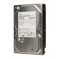 "HGST Deskstar 7K1000.C 500GB 7200RPM SATA III 3.5"" Refurbished Desktop Hard Drive 0F15629 - Bare Drive"