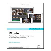 Mio Technology Apple Pro Training Series: iMovie