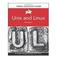 Pearson/Macmillan Books UNIX & LINUX VQS 5/E